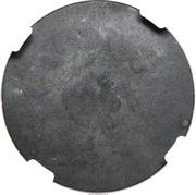 50 Øre (Ivigtut Cryolite Mining) – reverse