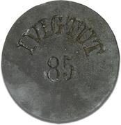 85 Øre (Ivigtut Cryolite Mining) – obverse