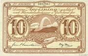 10 Kroner -  obverse