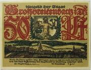 50 Pfennig (Industry Series - Holz) – obverse