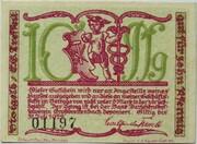 10 Pfennig (Kleinkunstindustrie Carl Günther Tresselt) – obverse