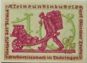 10 Pfennig (Kleinkunstindustrie Carl Günther Tresselt) – reverse