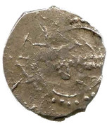 Denga (Suzdal under the rule of Moscow) – obverse