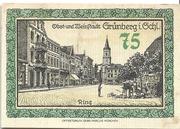 75 Pfennig -  obverse