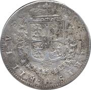 ½ Scudo, 70 Soldi - Ferrante II – reverse