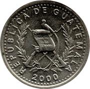 5 Centavos (non-magnetic) -  obverse