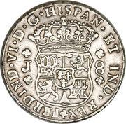 8 Reales - Fernando VI – obverse