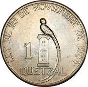 1 Quetzal -  reverse