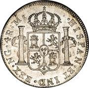 4 Reales - Fernando VII – reverse