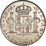 2 Reales - Carlos IV – reverse