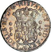 4 Reales - Carlos III – obverse