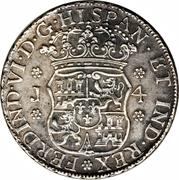 4 Reales - Fernando VI – obverse