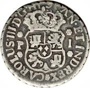 1 Real - Carlos III – obverse