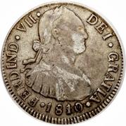 2 Reales - Fernando VII – obverse