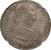 4 Reales - Fernando VII – obverse
