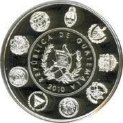 1 Quetzal (Historical Coins) -  obverse