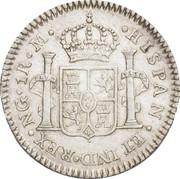 1 Real - Fernando VII – reverse