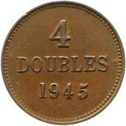 4 Doubles – reverse