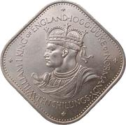 10 Shillings - Elizabeth II (William I) – reverse