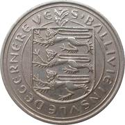 10 Pence - Elizabeth II – obverse