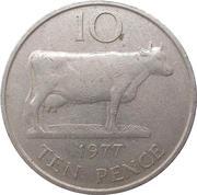 10 Pence - Elizabeth II – reverse