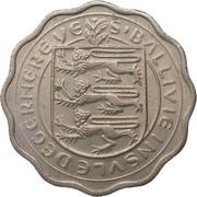 3 Pence - Elizabeth II (Thick Flan) – obverse