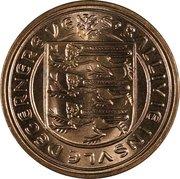 2 New Pence - Elizabeth II – obverse