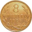 8 Doubles – reverse
