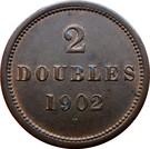 2 Doubles – reverse