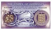 5 Pounds – obverse