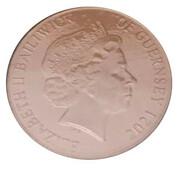10 Pence - Elizabeth II (Badger) – obverse