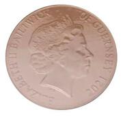 10 Pence - Elizabeth II (Fallow Deer) – obverse