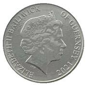 10 Pence - Elizabeth II (Common Seal) – obverse