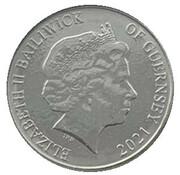 10 Pence - Elizabeth II (Gannet) – obverse