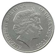 10 Pence - Elizabeth II (Herring Gull) – obverse
