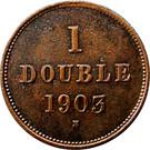 1 Double – reverse