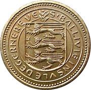 1 Pound - Elizabeth II -  obverse