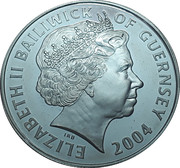 5 Pounds - Elizabeth II -  obverse