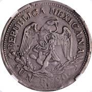 1 Peso (Emiliano Zapata) – obverse