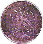 1 Peso (Cacahuatepec) – reverse