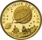 2000 Francs Guinéens (Lunar Landing) – obverse