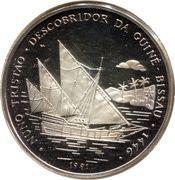 10 000 Pesos (Nuno Tristão) – reverse