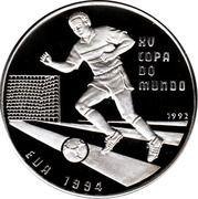 10 000 Pesos (15th World Championship) – reverse
