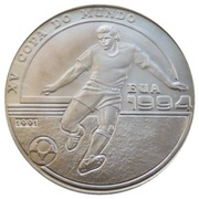 10 000 Pesos (1994 World Cup) – reverse