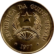 1 Peso (FAO) – obverse