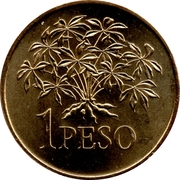 1 Peso (FAO) -  reverse