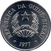 50 Centavos (FAO) – obverse