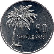 50 Centavos (FAO) – reverse