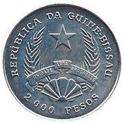 2000 Pesos (Nuno Tristao) – obverse