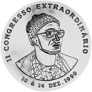 20 000 Pesos (2nd Extradionary congress) – reverse